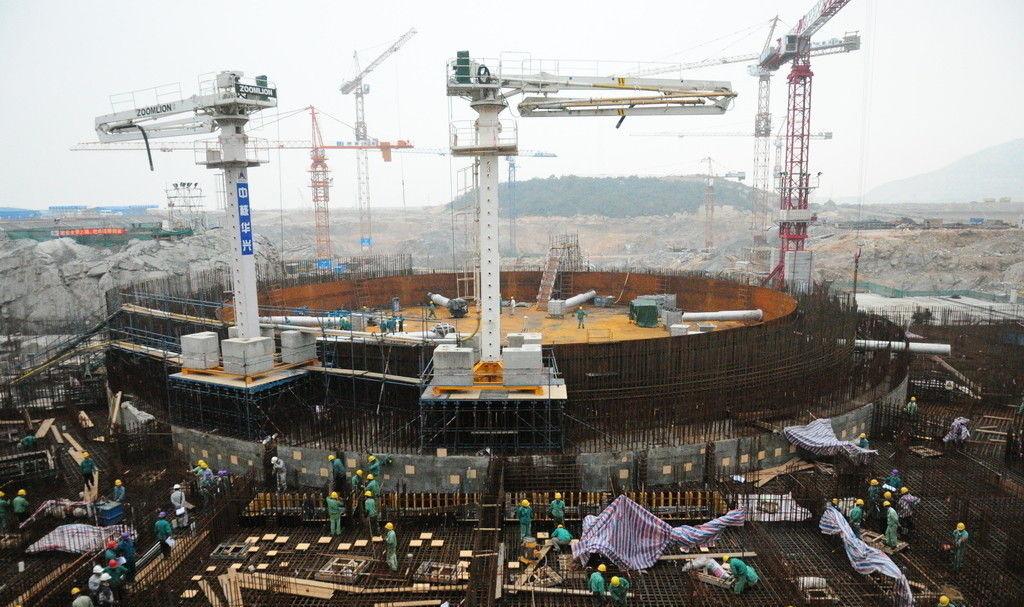 核电建筑竞博app官方下载工程-阳江核电站
