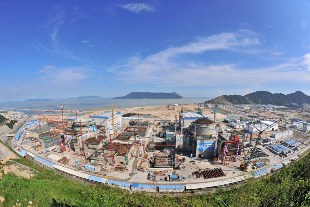 核电建筑竞博app官方下载工程-台山核电站