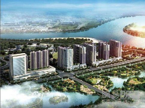 中国建筑五局-佛山禅城碧桂园城市花园