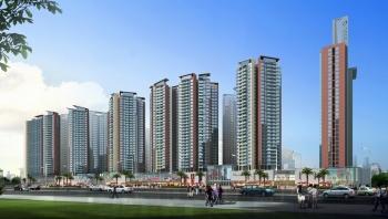 中国建筑五局-深圳星河盛世花园